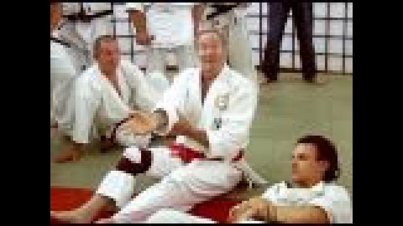 Семинар Каратэ Кёкусин Будокай под руководством Йона Блюминга 2005 г