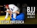 Felipe Pena Learn Modern Jiu-Jitsu, Be Prepared for Everything! BJJ Hacks TV Episode 7.1
