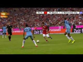 Bayern Munich vs Manchester City 1-0 ~ All Goals & Full Match Highlights - Friendly 2016