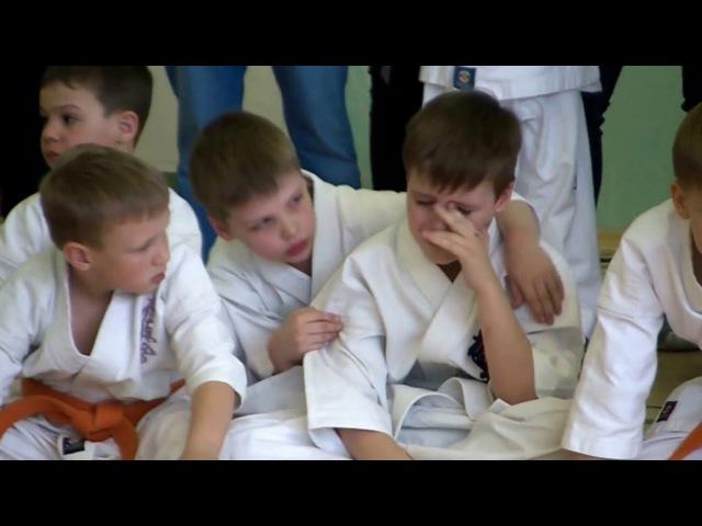 Мотивация киокушинкай карате. Школа каратэ Виталия Энеева