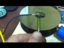 Магнитный вечный мотор Бедини на герконе