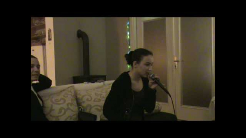 Вика Дайнеко, Victoria Daineko - Home Karaoke Party - Zombie by Cranberries