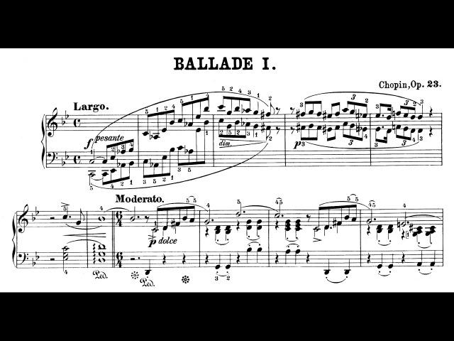 Chopin The Four Ballades Cho Seong Jin