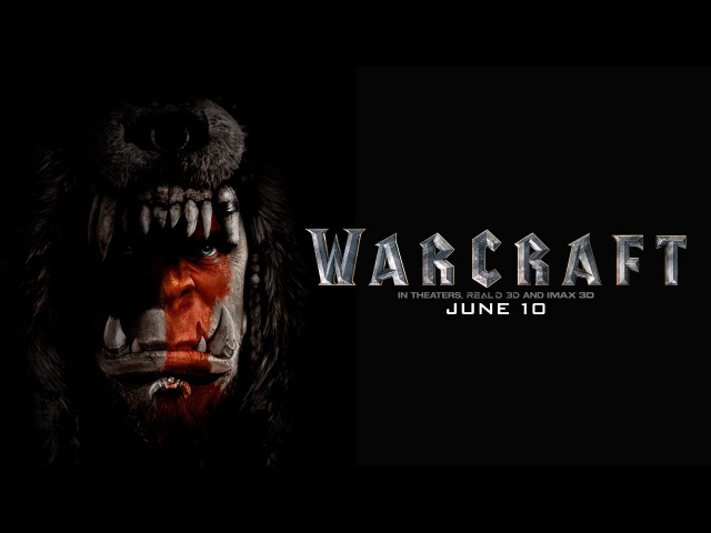 Warcraft Durotan Character Video HD