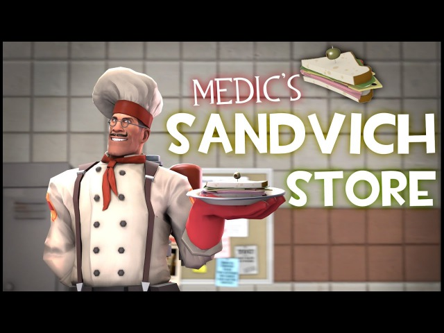 Medic's Sandvich Store Saxxy Awards 2016 Short