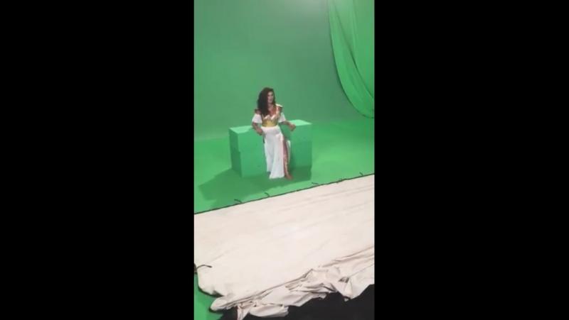 Съёмки клипа - Манипулятор Loren🎼🎼🎼 ЕМА в номинации Лучший видеоклип,Лучшая Исполнительница,Прорыв Года. muzzone.tv/ema