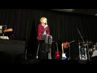 Emilie de Ravin Panel OUAT Vancouver 2017 - Part 2