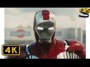 Бой в Монако. Железный Человек против ХлыстаИвана Ванко Железный человек 2 4K ULTRA HD