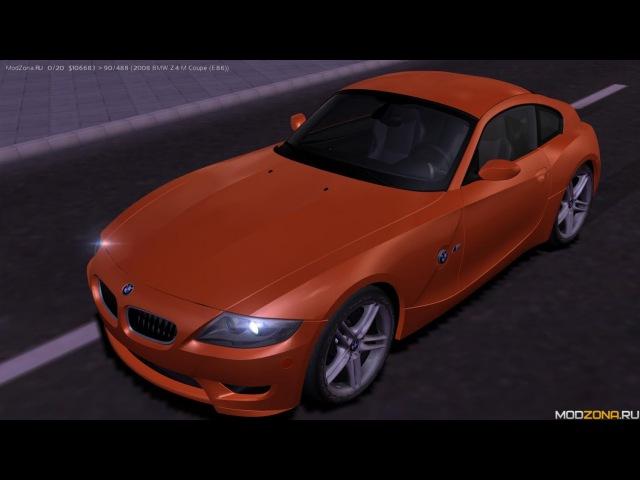 BMW Z4M E86 2008 for SLRR 2 3 1