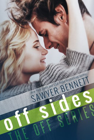 Off Sides (Off #1) - Sawyer Bennett