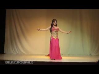Sasha Holtz - Encanto Oriental _ dança do ventre _ belly dance 713