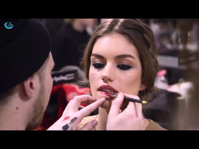 MBKFD Мисс Украина Александра Кучеренко МАКИЯЖ makeup