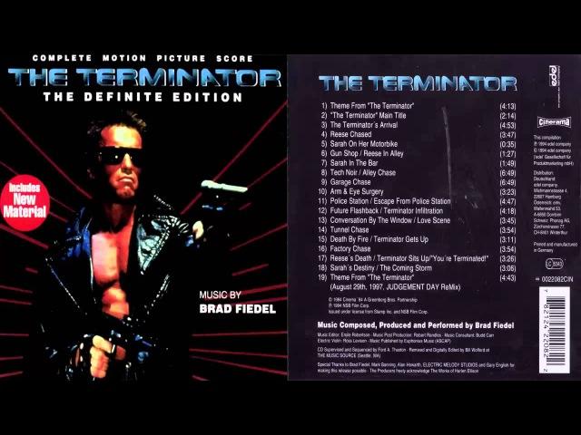 Brad Fiedel – The Terminator (Full Soundtrack)