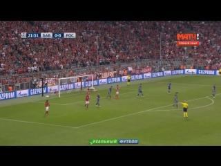 Бавария 5-0 Ростов | Обзор матча