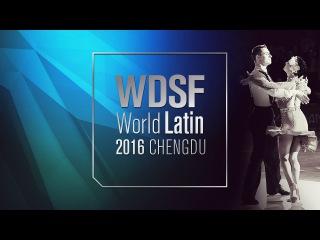 Guillem Pascual - Rosa Carne, ESP | Rumba | 2016 World Latin