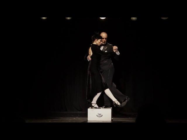 Los Guardiola en el Teatro Maipo Kabaret, parte 3: A Media Luz