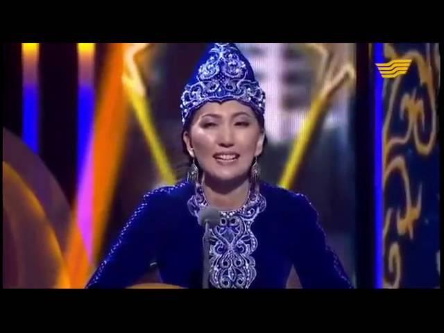 Ернар Айдар Сара Тоқтамысова - Жұлдыздар айтысады (05.06. 2016) 1