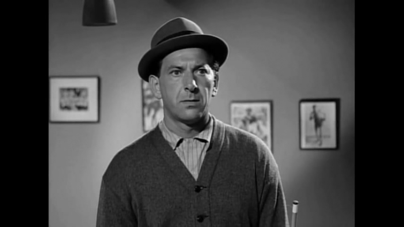 Twilight Zone (Dimension Desconocida) 3x05 Game of Pool, A Jack Klugman Subt. 24.52 b-n