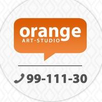 Логотип Ораторское и актерское мастерство Самара Orange