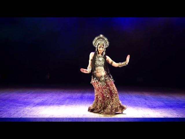 Kira Lebedeva aka Habibi Lal @ Tribal Light 2017