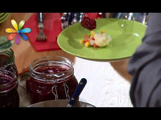 Соусы из клубники смородины и вишни Все буде добре Выпуск 1042 от 27 06 17