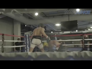 Raw video: Conor McGregor and Paulie Maglinaggi sparring raw video: conor mcgregor and paulie maglinaggi sparring