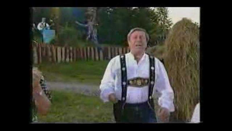 Franzl Lang Einen Jodler hör i gern