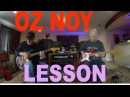 Oz Noy Live Lesson | Tim Pierce | Guitar Lesson | How To Play