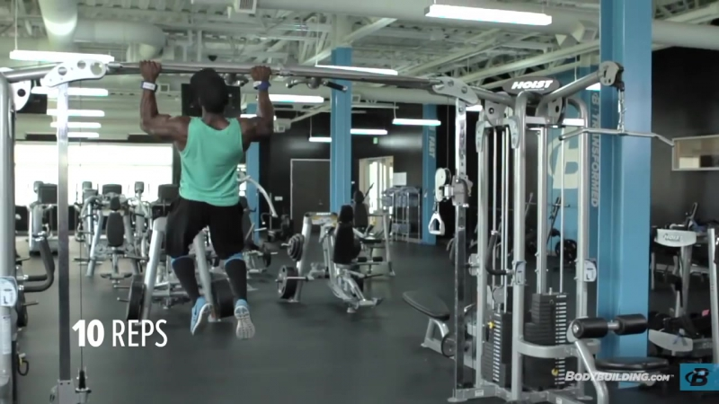 Kizzito Ejams Power Up Your Muscle Up