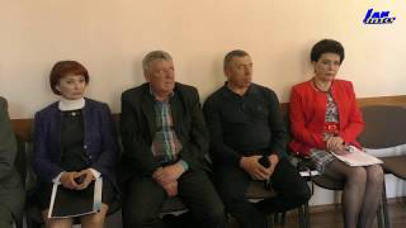 Lan Info Карлівка Засідання президії Карлівської районної ради