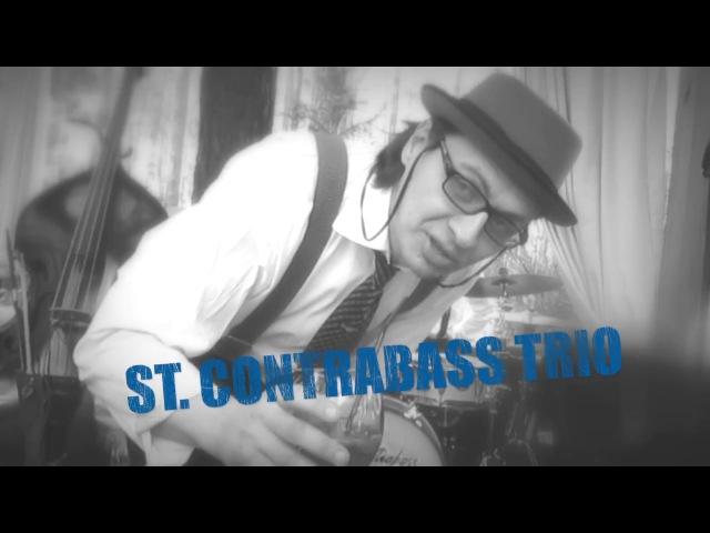 St.Contrabass trio: Joshua Fit de Battle of Jericho