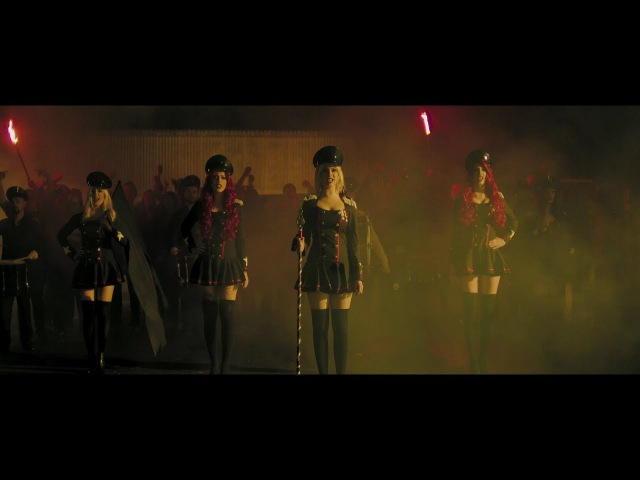 ESKIMO CALLBOY The Scene feat Fronz OFFICIAL VIDEO
