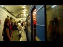 Київський метрополітен - Kyiv metro. Хрещатик - Khreshchatyk station.