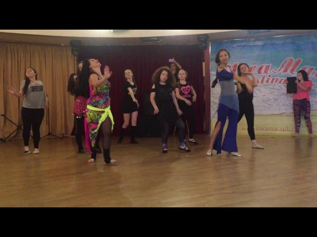 Edeini albak - master class from Julia Darwish (MiraMar festival 2016)