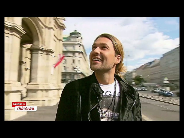 David Garrett✮Treffen im Sacher Hotel Wien Album Präsentation