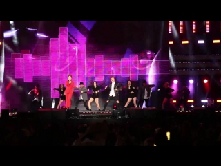 u-kiss (eli) my ears candy (baek jiyoung) @ mucon live asia music network big concert