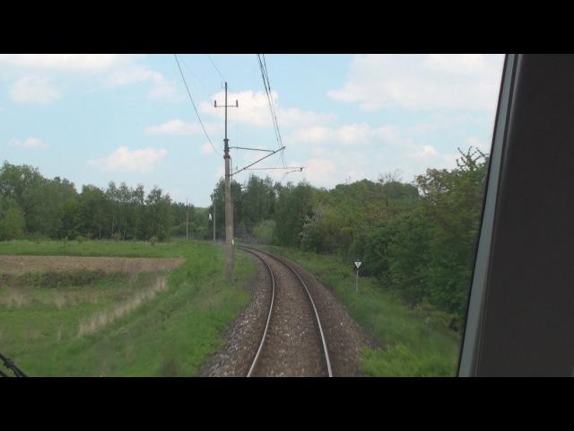 Cabview EN81 008 Bielsko Biała Główna Kalwaria Zebrzydowska Lanckorona sound 19.05.2016