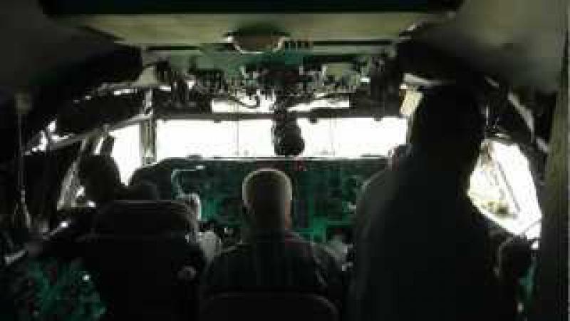 Ilyushin IL76 Free Libyan Air Force Tripoli to Sebha