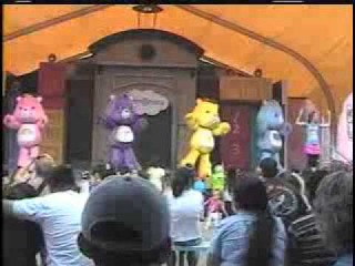 Care Bears Dance Party at Sesame Place