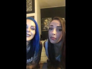 Riae & Eden live from Rome