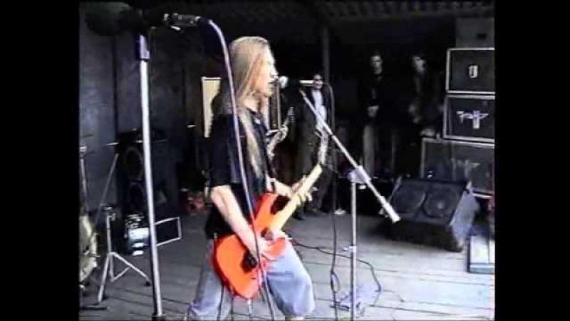 Zerokarma Live @ Nakhodka City Park 1999
