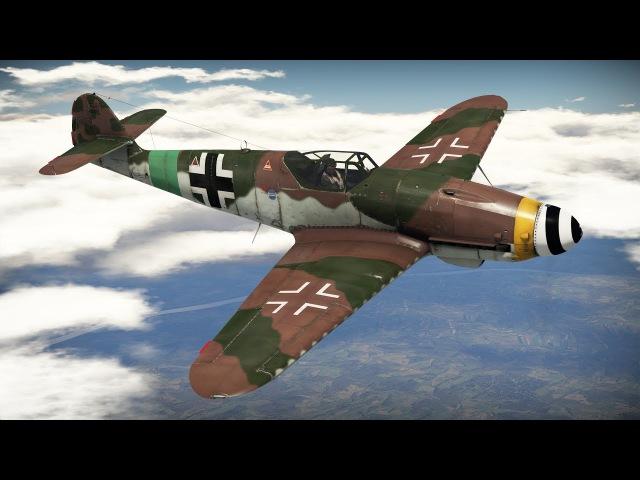 Bf-109K-4 в обновлении 1.71 | War Thunder