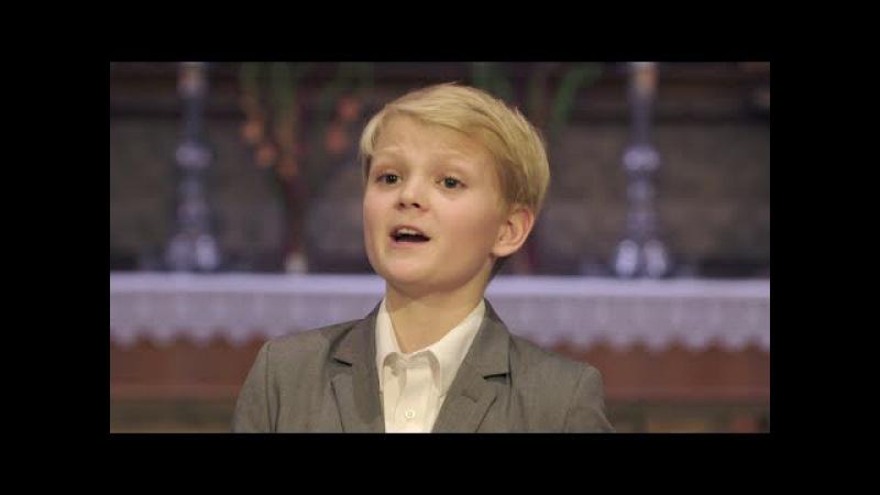 Concert in Oslo Cathedral Aksel Rykkvin boy soprano Kåre Nordstoga organ trailer