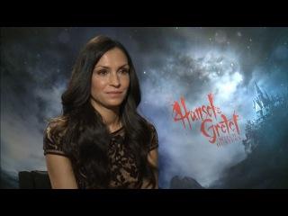 Фамке Янссен - Famke Janssen - Hansel & Gretel: Witch Hunters Interview