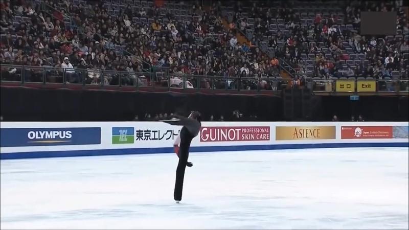 Yuzuru HANYU - 2011 4CC FS (Universal sports)