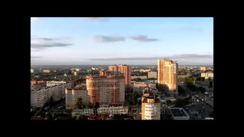 Вид на Тулу с 23 этажа Зеленстрой