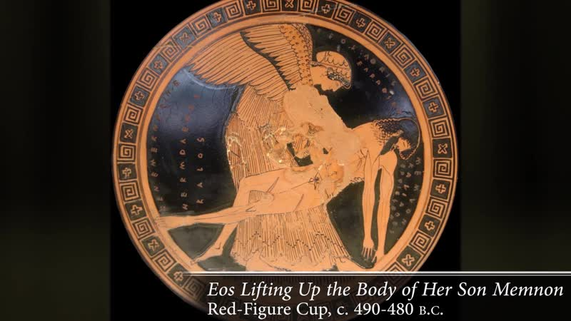 Y1 Q2 Lect 11 Lesser Epics Quintus of Smyrna's The Fall of Troy 720p with 23fps