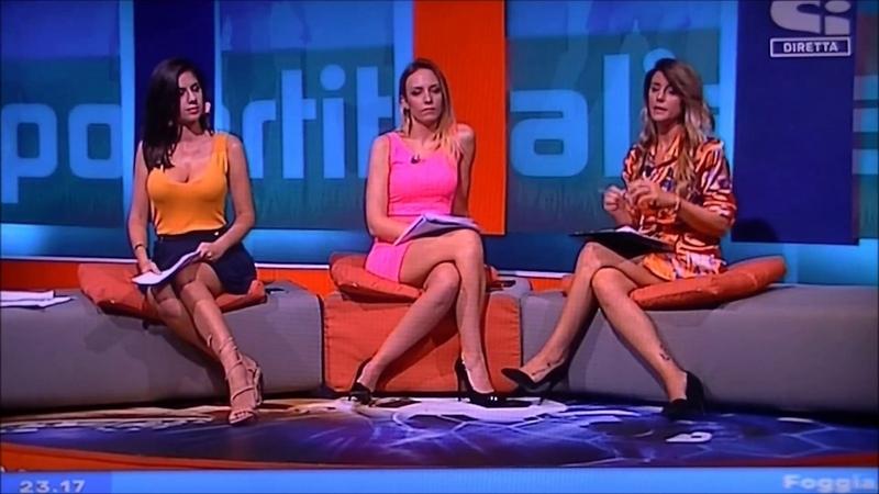 Jolanda De Rienzo, Ines Trocchia, Valentina Guidi, Chiara Aleati 20.7.2018
