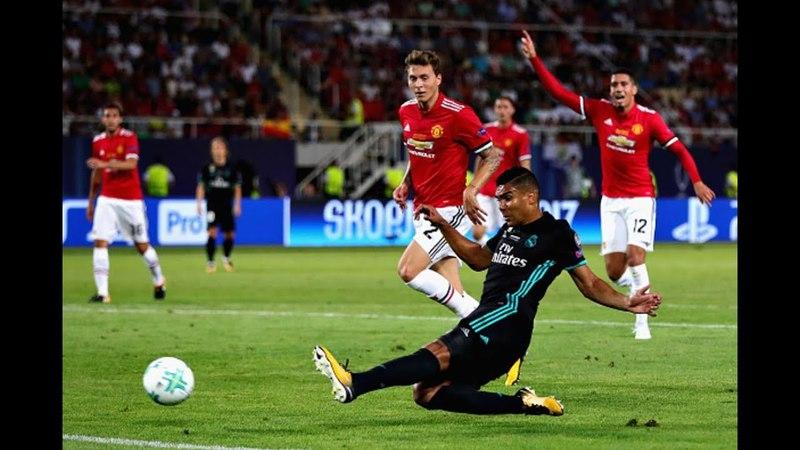 Gol impedido de Casemiro