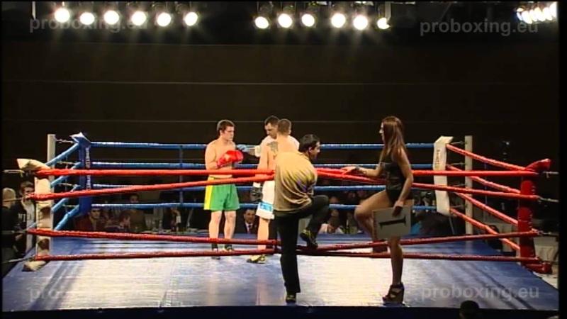 Andrejs Pokumeiko (LAT) – 81,2 kg. VS Reinis Stutans (LAT) – 80,0 kg. Magadan Fights 27.01.2014